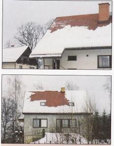 Tepelné ztráty domů