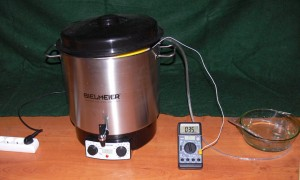 Bioplynový fermentor