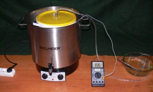 Bioplynový fermentor - náhled
